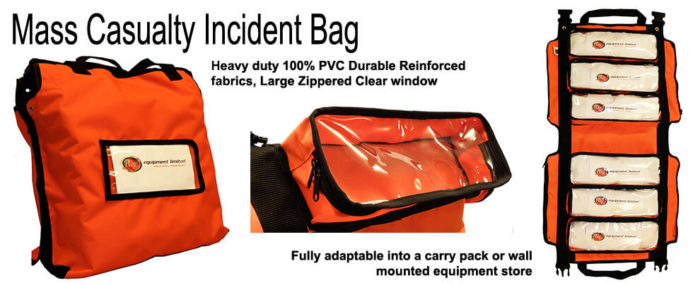 Rig, Mass Casualty Incident Bag