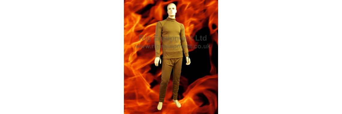 Rig Gold Standard Fire Retardant Base Layer
