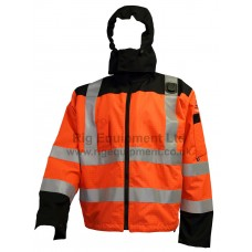 Rig Fire Retardant Waterproof Anti Static Jacket