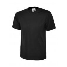 Cotton Short Sleeve Crew Neck Shirt