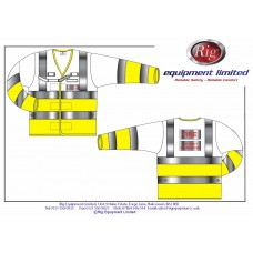 Rig - Incident Commander Tabard