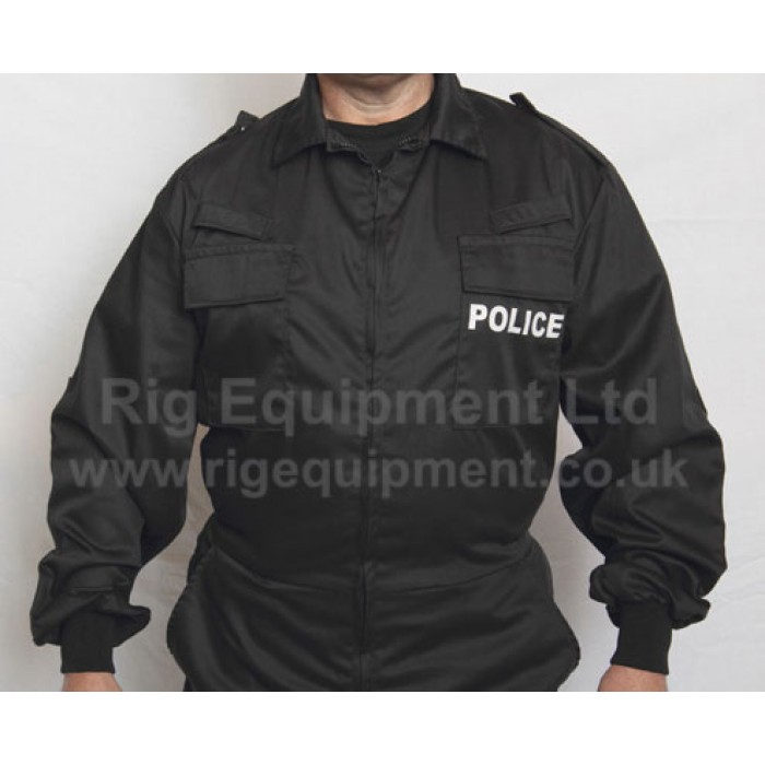 Rig Law Enforcement Police Training Coveralls