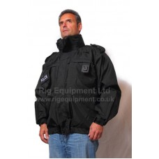 Rig Law Enforcement Police Covert Waterproof Jacket
