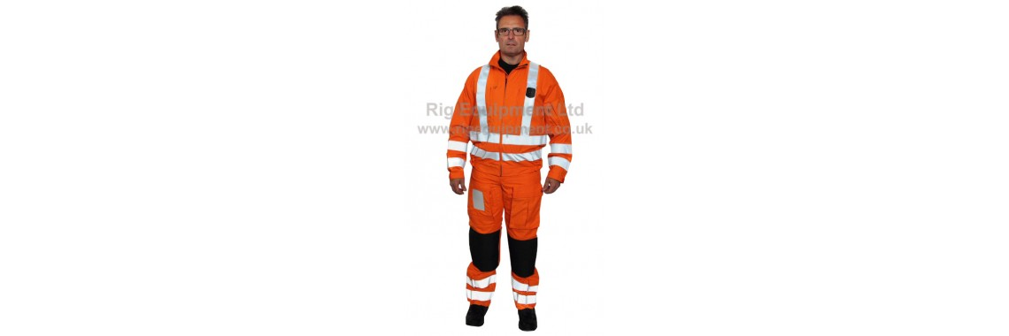 Rig Air Ambulance Two Piece Flight Suit
