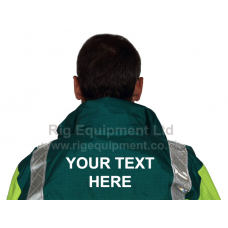 Rig Medic & Air Medic Jackets