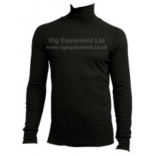 Rig FR Long Sleeve Roll Neck Base Layer